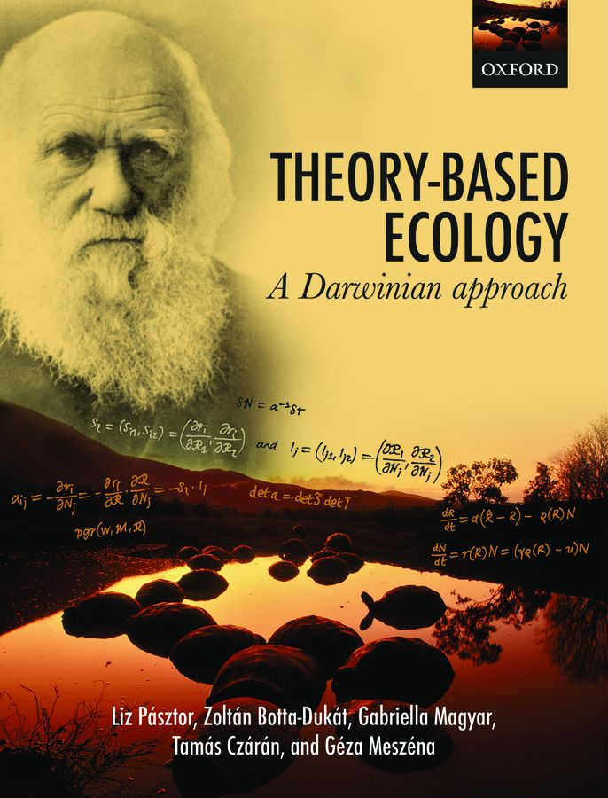 Pasztor 2016 Theory Based Ecology